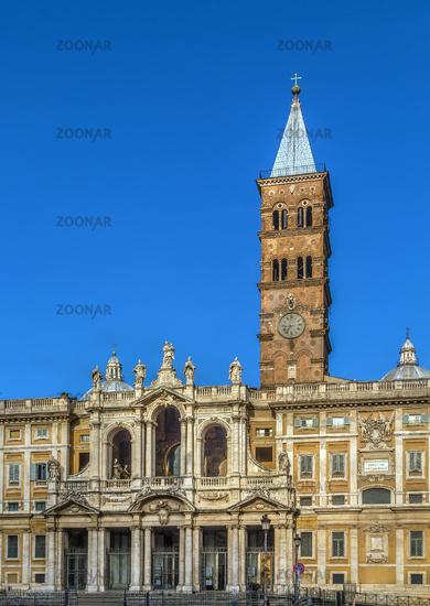 Basilica of Saint Mary Major, Rome