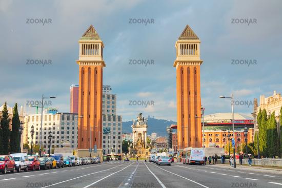 View of Plaza Espany
