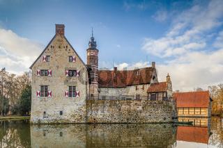 Vischering Castle, Germany