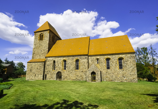 Church Heckelberg, Brandenburg, Germany
