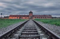 Birkenau concentration camp. Auschwitz. Poland.