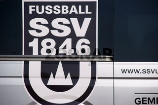 Wappen SSV ULM  1846
