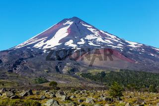 Chile landscape