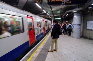 'Westminster London Underground' - London