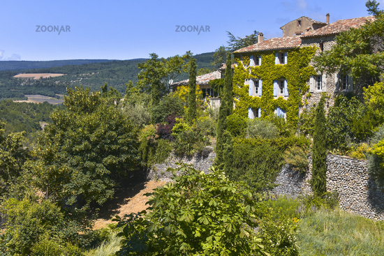 outer view of village Aurel