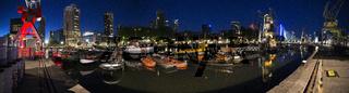 Maritimes Museum Rotterdam Panorama