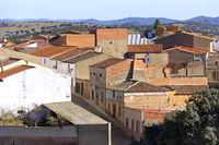 Old Spanish village. Was seen in the region Extremadura