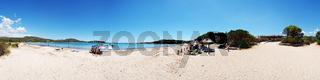 Strand von Rondinara - Korsika