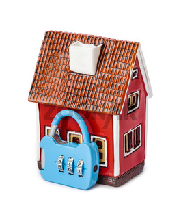 House and lock