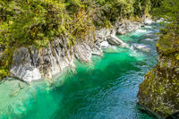 Haast River Landsborough Valley New Zealand