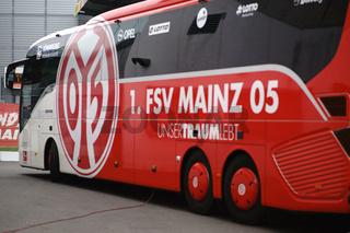 Mannschaftsbus 1. FSC Mainz 05