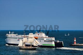 Warnemünde, Hanse Sail