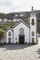 Saint Benedict Church in Ribeira Brava on Madeira island