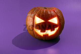 Halloween pumpkin or Jack o'Lantern