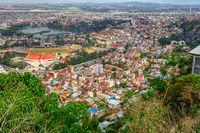 capital of Madagascar. Antananarivo