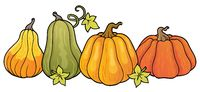 Pumpkins theme image 1