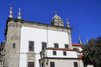 Church of Nossa Senhora da Vitória, Porto