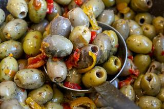 Farmer's olives
