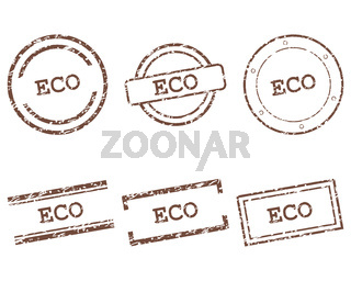 Eco Stempel - Eco stamps