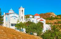 St Catherine Monastery in Aegina