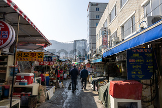 Busan Jagalchi Market