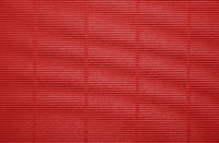 Background pattern of red packaging cardboard