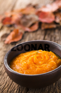 Fresh Pumpkin Puree