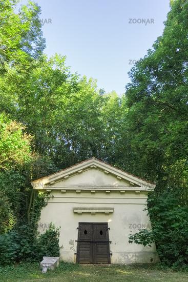 Mausoleum Petitjean, Werneuchen, Brandenburg, Germany