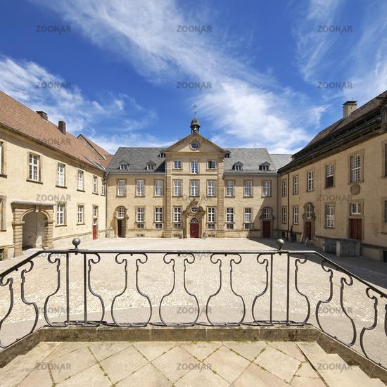Dalheim Monastery, Lichtenau, North Rhine-Westphalia, Germany, Europe
