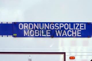 Ordnungspolizei Wagen