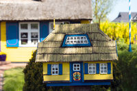 Houses 006. Fischland Darss Zingst. Germany