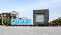 Essen/Germany - 2019-09-22: Headquarters Thyssen-Krupp (editorial)