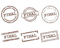 Final Stempel - Final stamps
