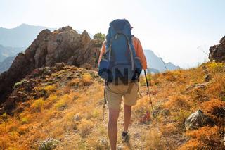 Hike in Uzbekistan