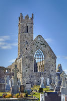 Claregalway Friary, Ireland