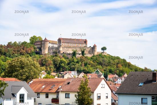 the beautiful Stettenfels Castle