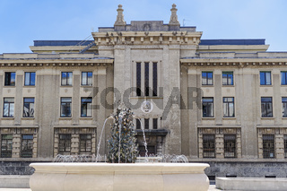 Bergamo, Italy Public Prosecutor's Office at the Court.