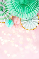 Colorful party background