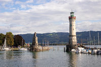 Lighthouse 001. Lindau