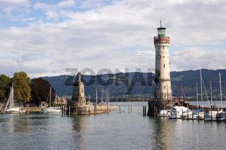 Leuchtturm 001. Lindau