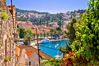 Town of Cavtat waterfront view