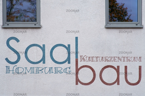 Saalbau Cultural Center Homburg