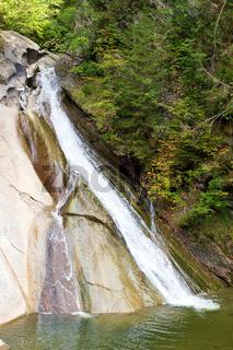 Bayrischer Wasserfall 004. Deutschland