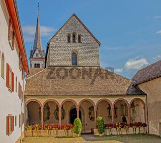 Kloster und Münster Allerheiligen Schaffhausen, Schweiz