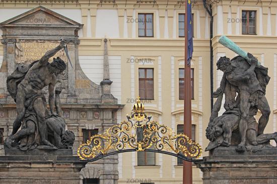 Hradschin in Prague