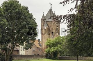 Klever Tor, mittelalterliches Stadttor, Xanten