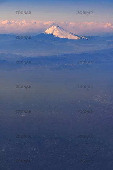 Mountain Fuji Japan