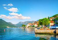 Montenegro in summer