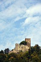 Castle Ruin Kastelburg near Waldkirch