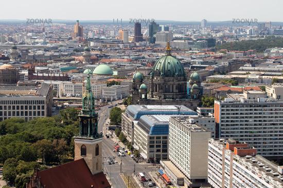 Berlin Cityscape 002. Germany